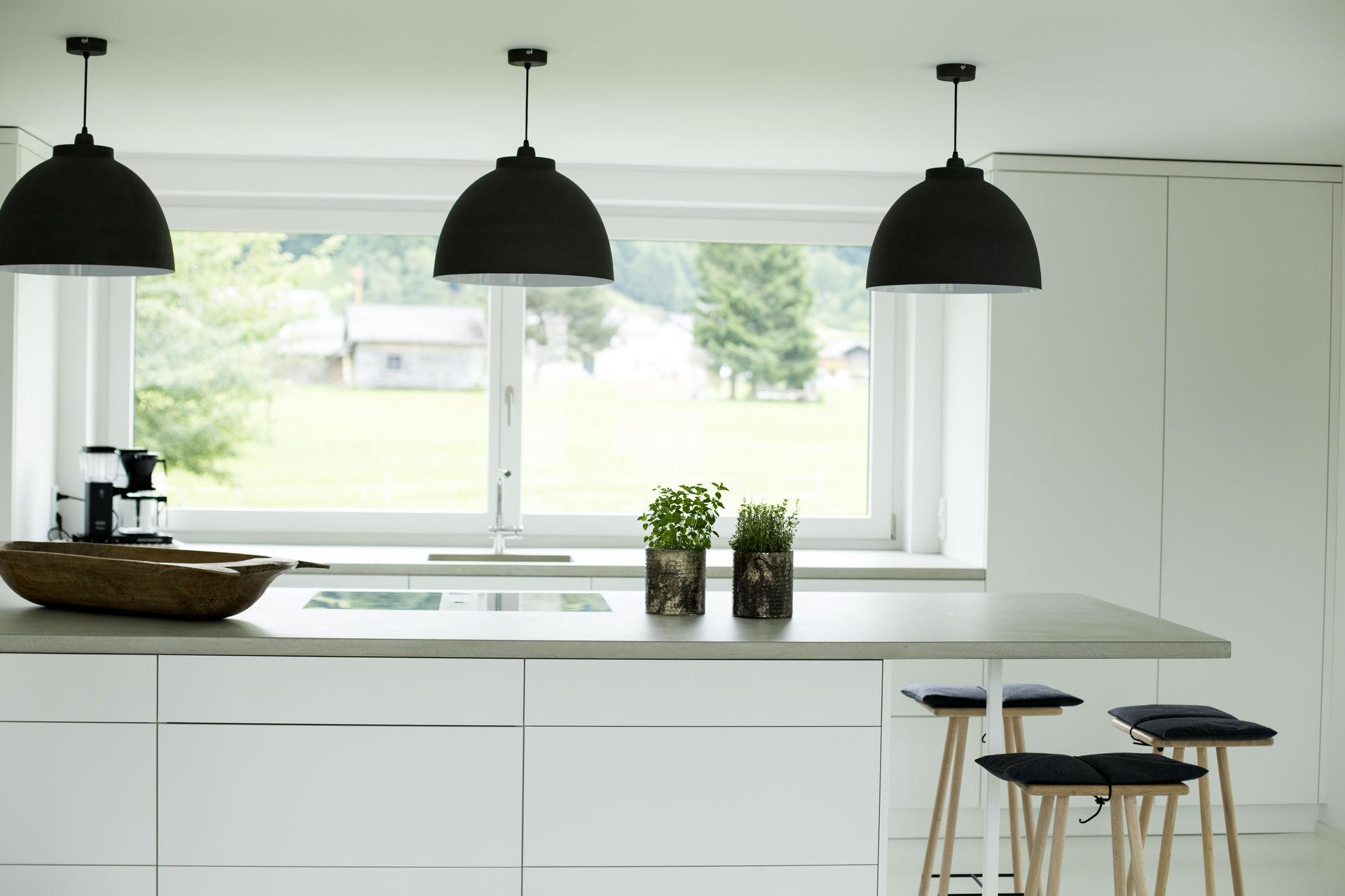 Großartig Küche Spur Beleuchtungsoptionen Galerie - Ideen Für Die ...